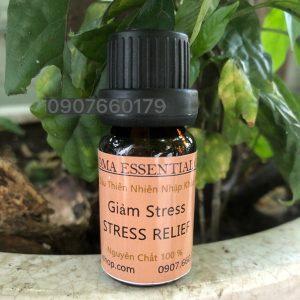 Tinh dầu giảm stress thiên nhiên