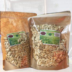 Hạt bí loại lớn gói 1kg
