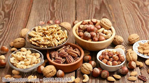 Tìm nhà phân phối các loại hạt dinh dưỡng nhập khẩu
