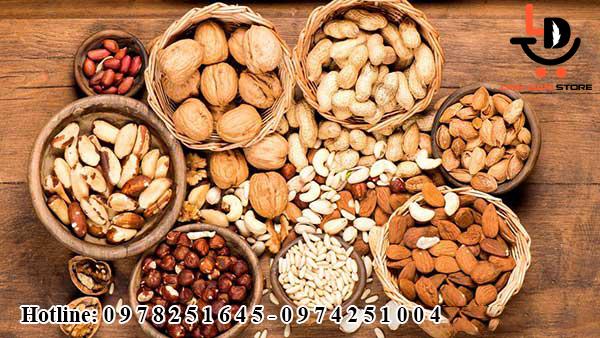 hạt khô