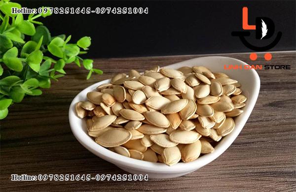 Ăn hạt bí có tăng cân không