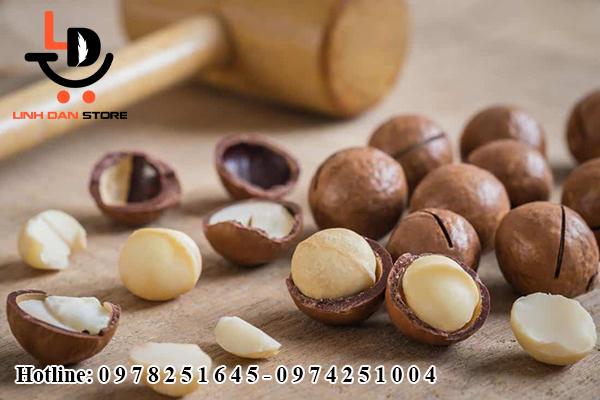 Lợi ích làm đẹp của hạt Macca